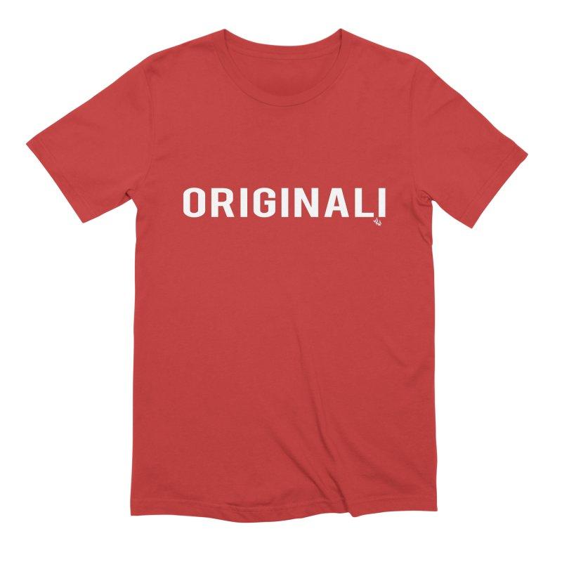 ORIGINALI Tee Men's T-Shirt by Red Rust Rum - Shop