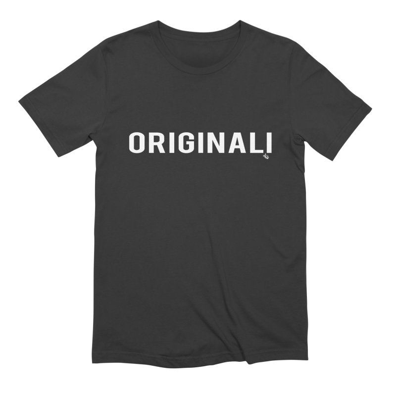 ORIGINALI Tee Men's Extra Soft T-Shirt by Red Rust Rum - Shop