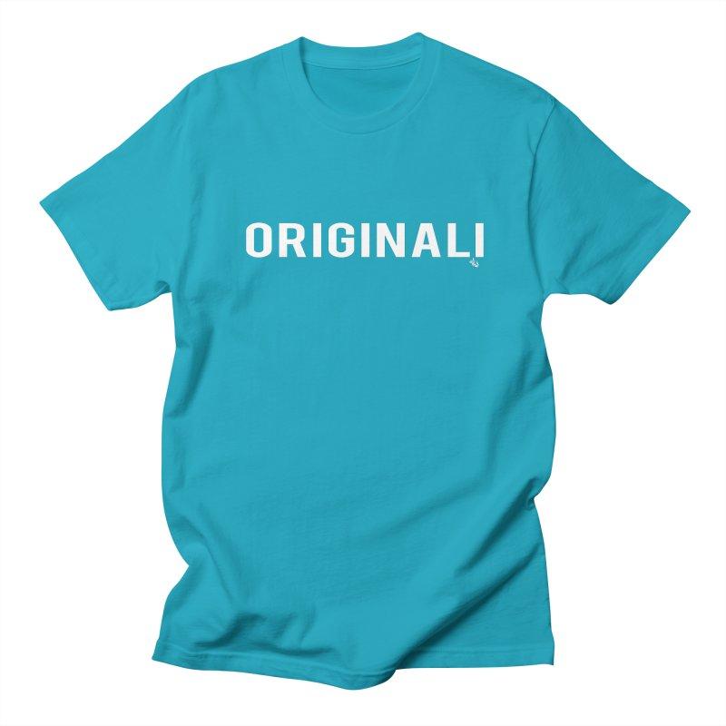 ORIGINALI Tee Men's Regular T-Shirt by Red Rust Rum - Shop