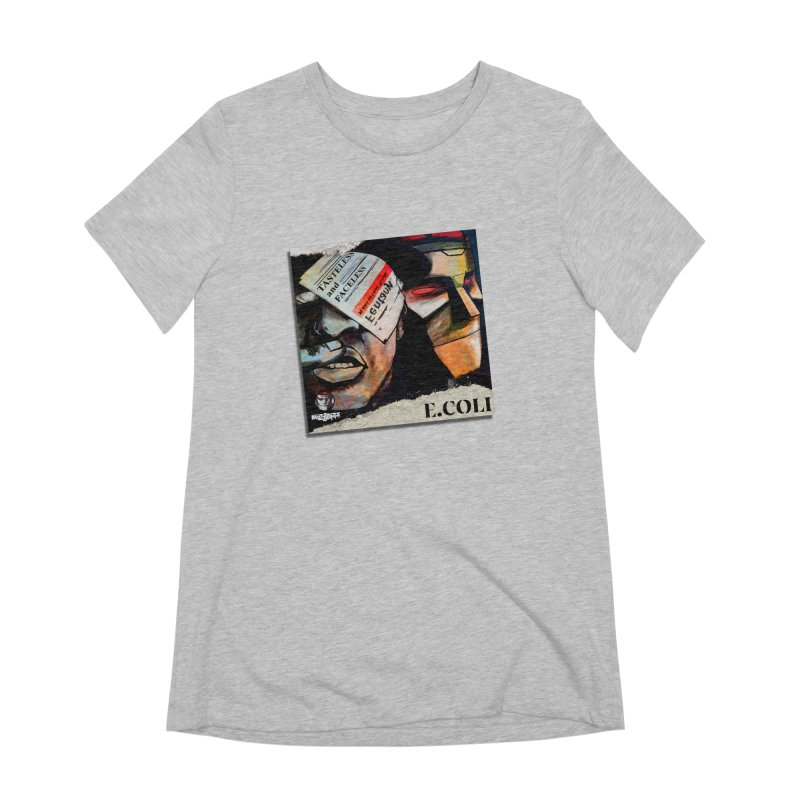 Tasteless and Faceless (Cover Art) Women's Extra Soft T-Shirt by Red Rust Rum - Shop