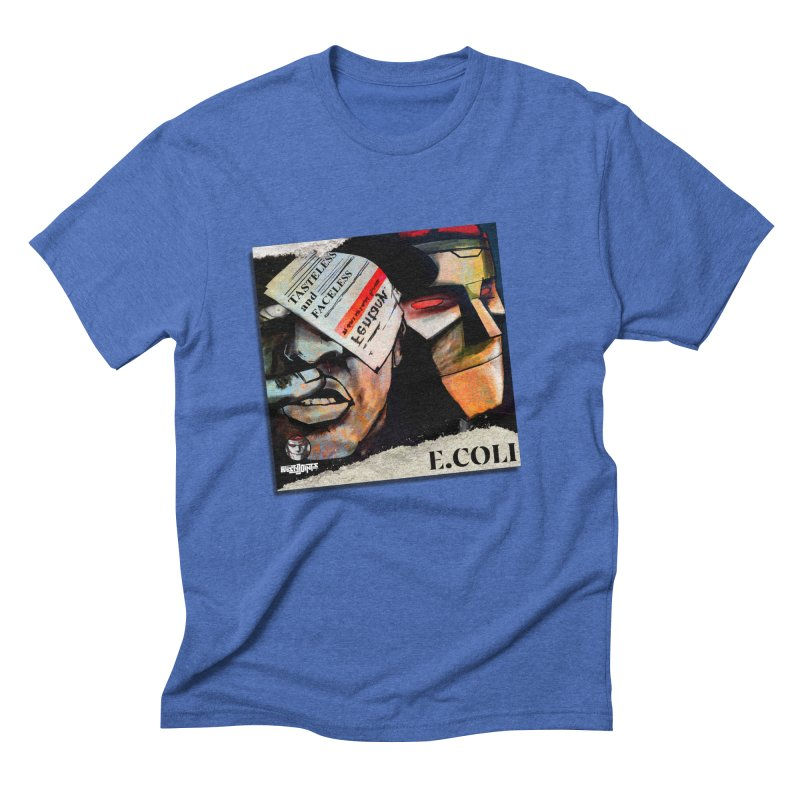 Tasteless and Faceless (Cover Art) Men's T-Shirt by Red Rust Rum - Shop