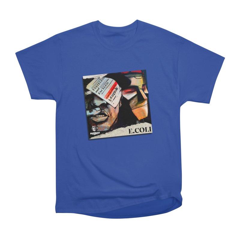 Tasteless and Faceless (Cover Art) Women's Heavyweight Unisex T-Shirt by Red Rust Rum - Shop