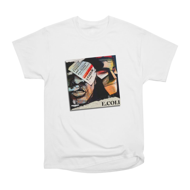 Tasteless and Faceless (Cover Art) Men's Heavyweight T-Shirt by Red Rust Rum - Shop