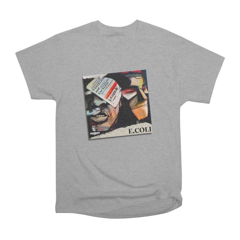 Tasteless and Faceless (Cover Art) Men's Heavyweight T-Shirt by Red Rust Rum - Shop