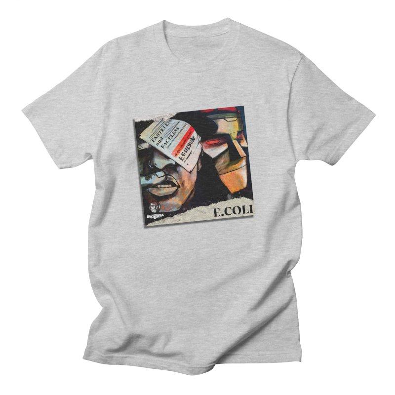 Tasteless and Faceless (Cover Art) Men's Regular T-Shirt by Red Rust Rum - Shop