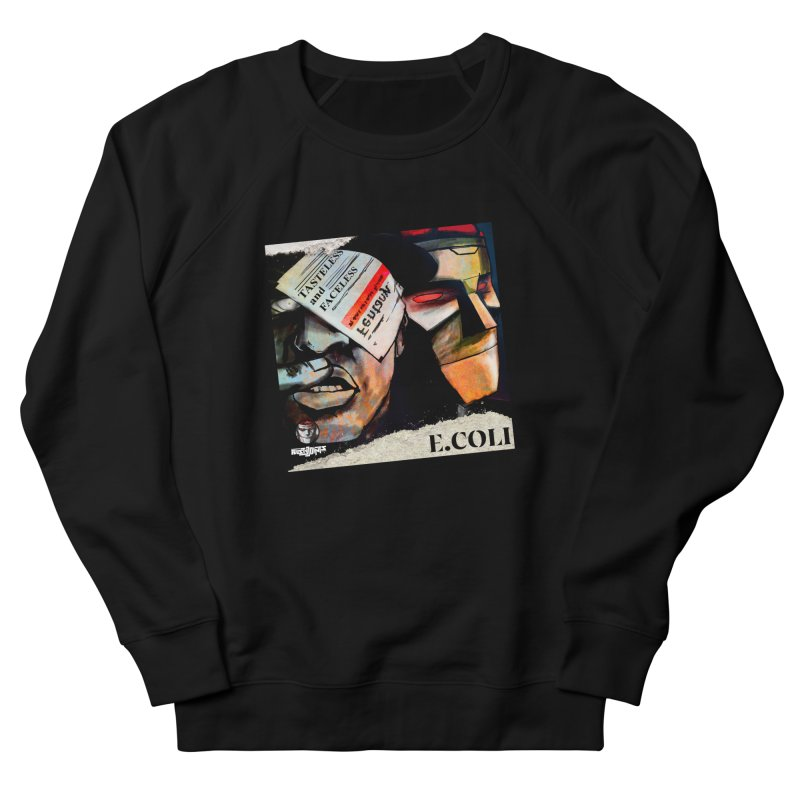Tasteless and Faceless (Cover Art) Women's French Terry Sweatshirt by Red Rust Rum - Shop