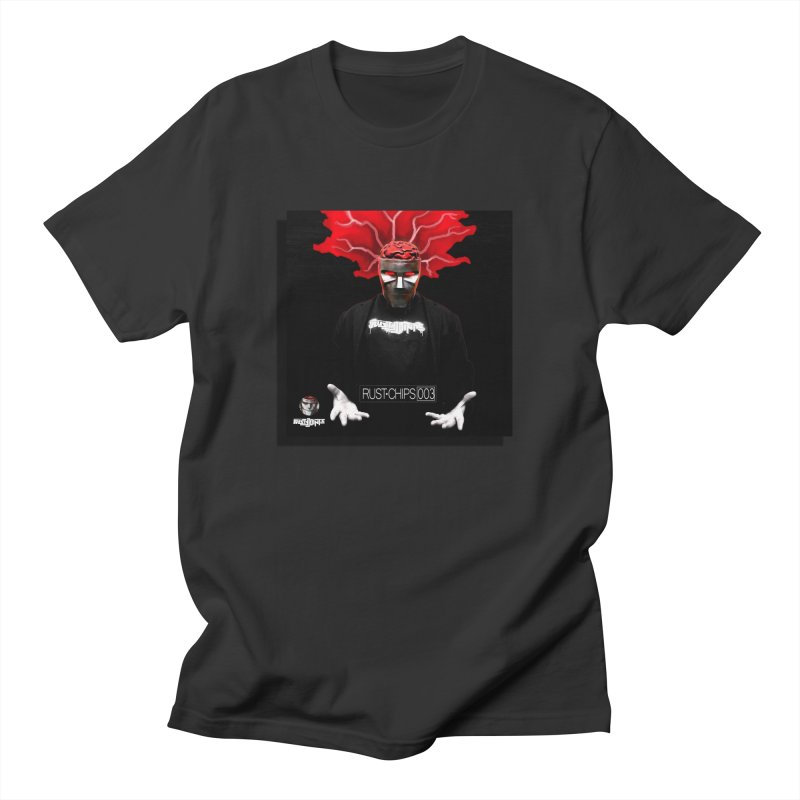 Rust Chips 003 Cover Art Men's T-Shirt by Red Rust Rum - Shop