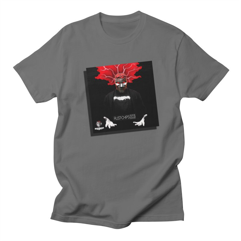 Rust Chips 003 (Cover Art) Men's Regular T-Shirt by Red Rust Rum - Shop