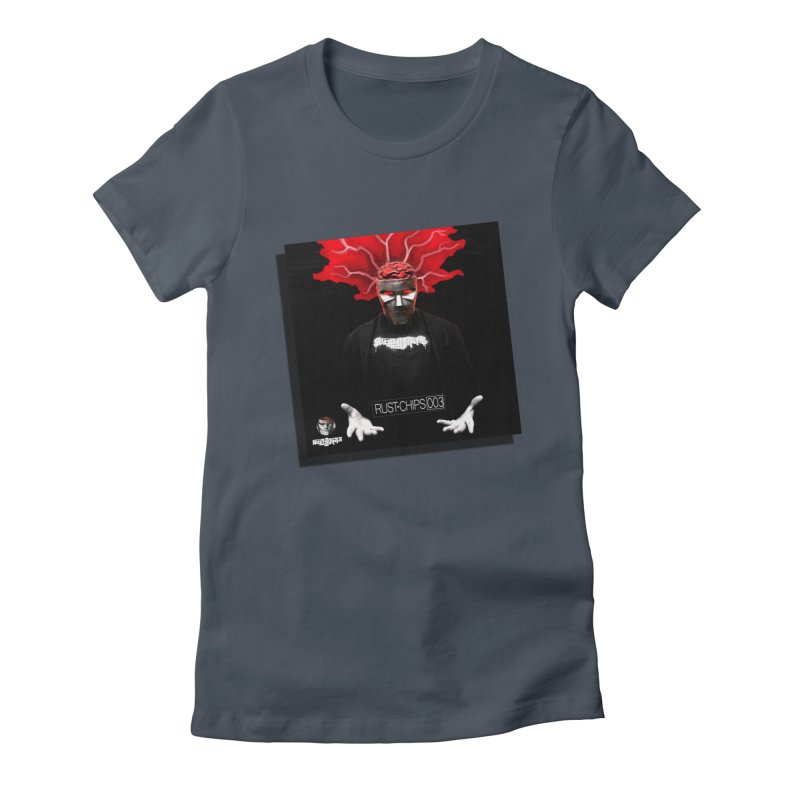 Rust Chips 003 (Cover Art) Women's T-Shirt by Red Rust Rum - Shop