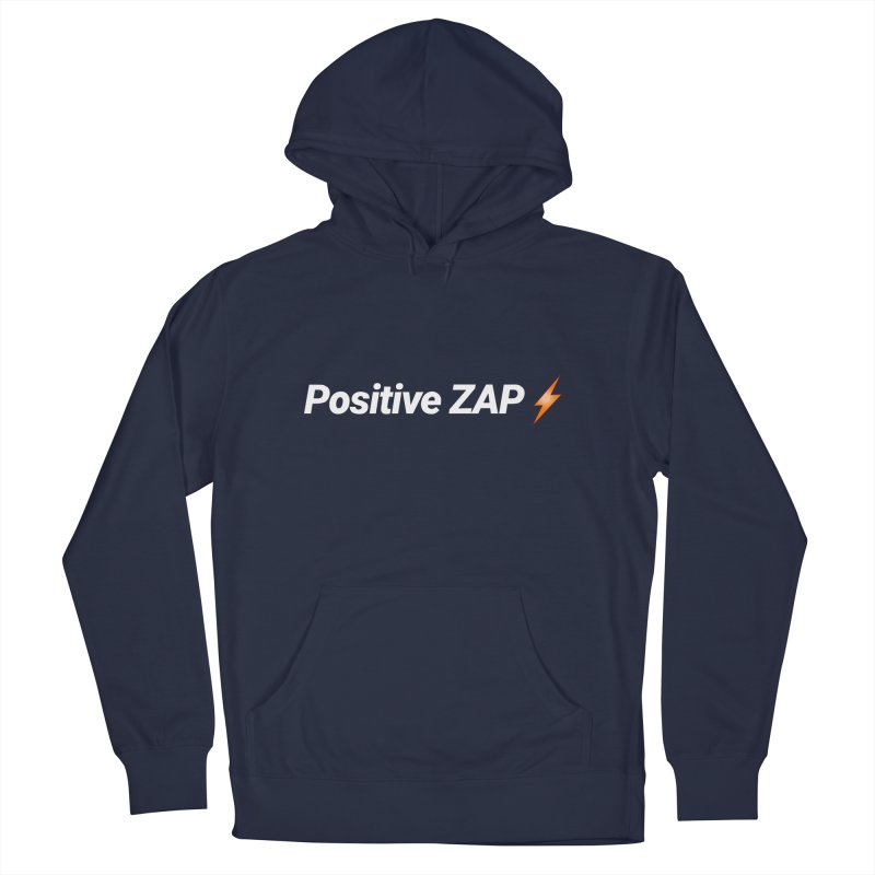 Positive ZAP!!! Men's Pullover Hoody by Red Rust Rum - Shop