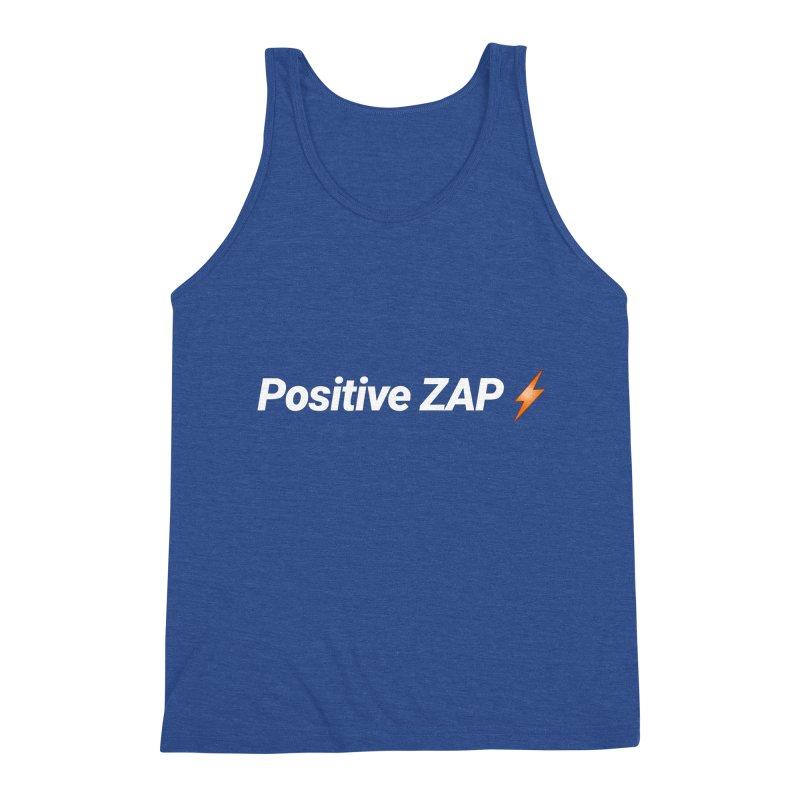Positive ZAP!!! Men's Tank by Red Rust Rum - Shop