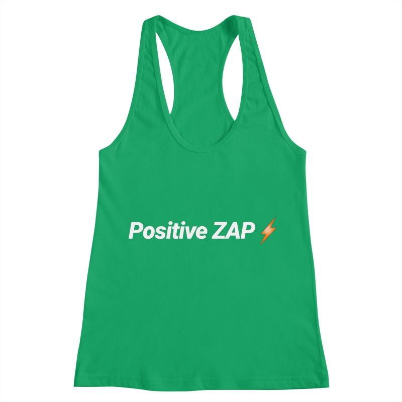 Positive ZAP!!! Women's Tank by Red Rust Rum - Shop