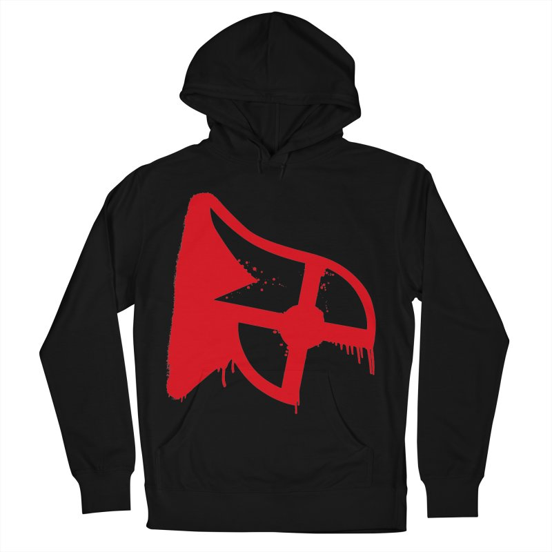 Parkour Repainted Women's French Terry Pullover Hoody by redsun.tf merchandise shop