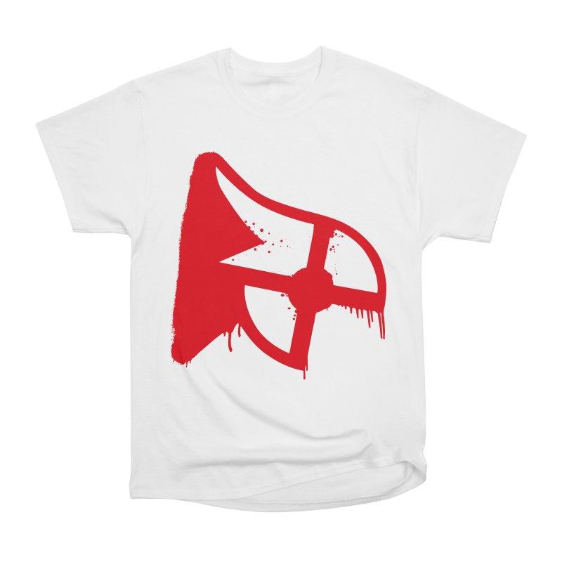 Parkour Repainted Women's Heavyweight Unisex T-Shirt by redsun.tf merchandise shop
