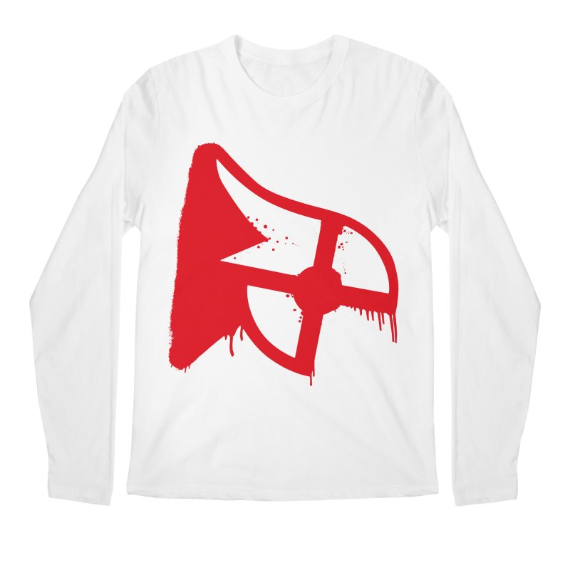 Parkour Repainted Men's Regular Longsleeve T-Shirt by redsun.tf merchandise shop