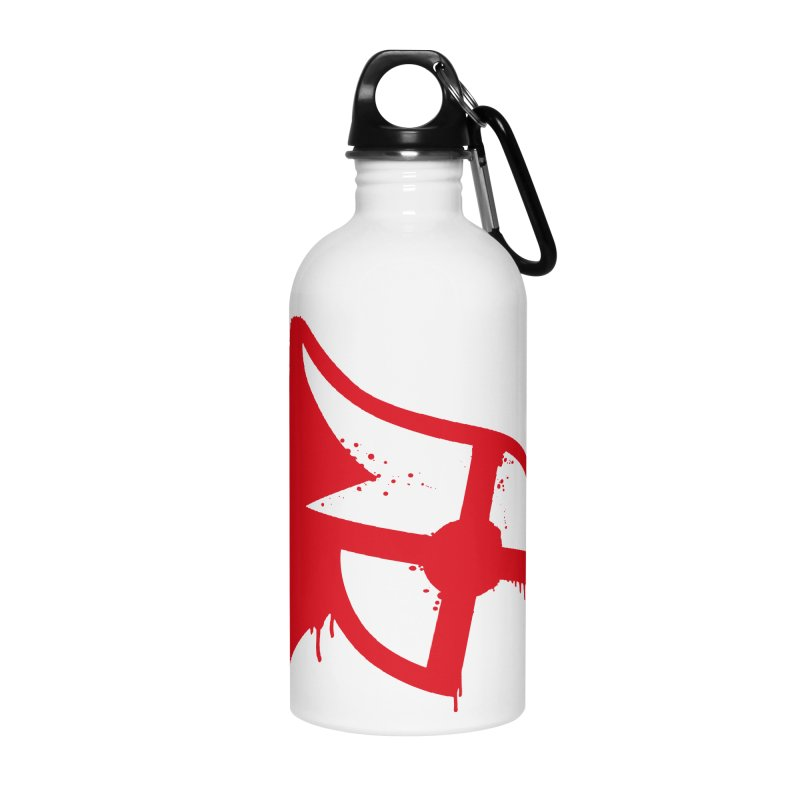 Parkour Repainted Accessories Water Bottle by redsun.tf merchandise shop