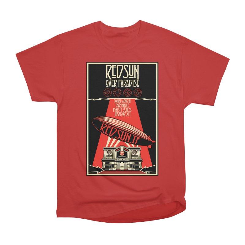 Administrative Mothership Women's Heavyweight Unisex T-Shirt by redsun.tf merchandise shop