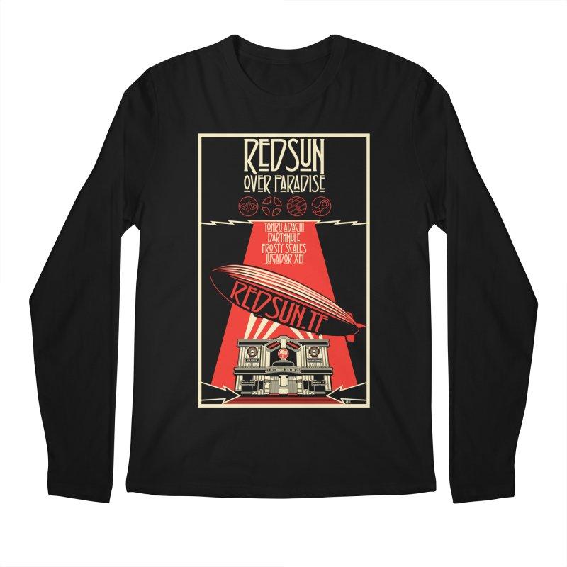 Administrative Mothership Men's Regular Longsleeve T-Shirt by redsun.tf merchandise shop