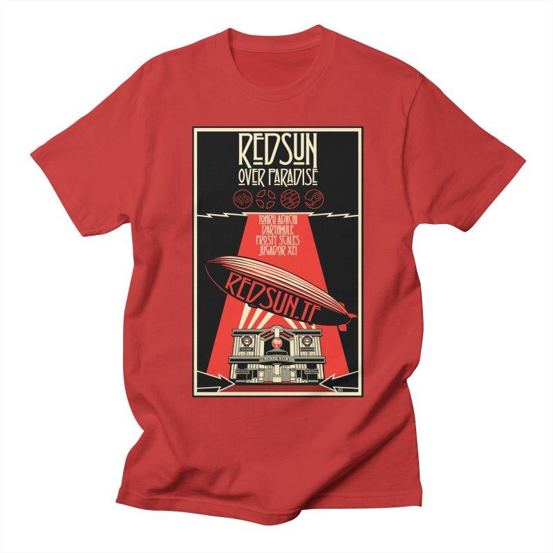 Administrative Mothership Men's Regular T-Shirt by redsun.tf merchandise shop