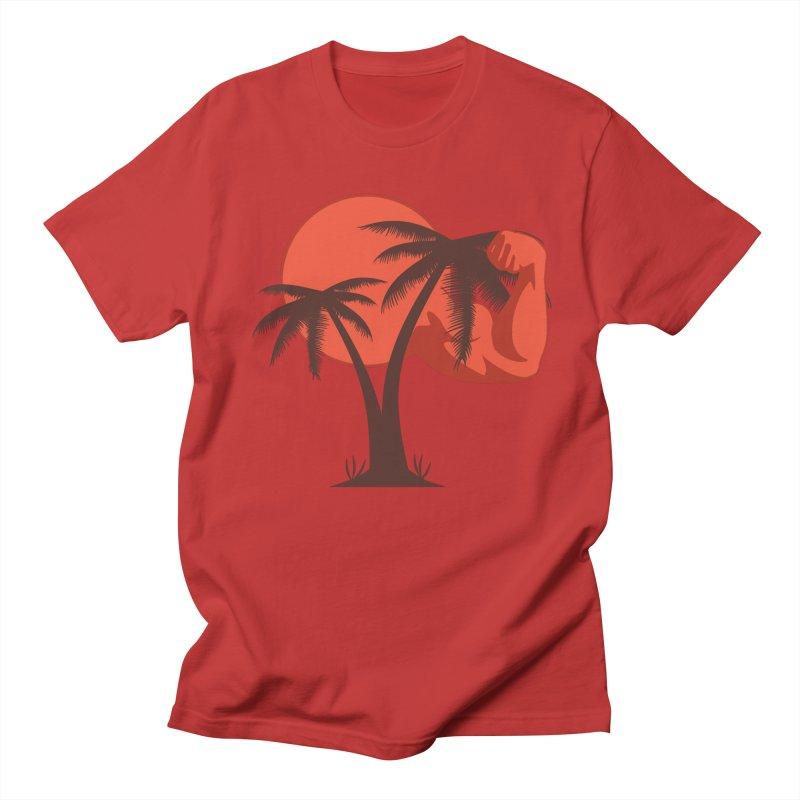 Red Sun Logo Women's Regular Unisex T-Shirt by redsun.tf merchandise shop