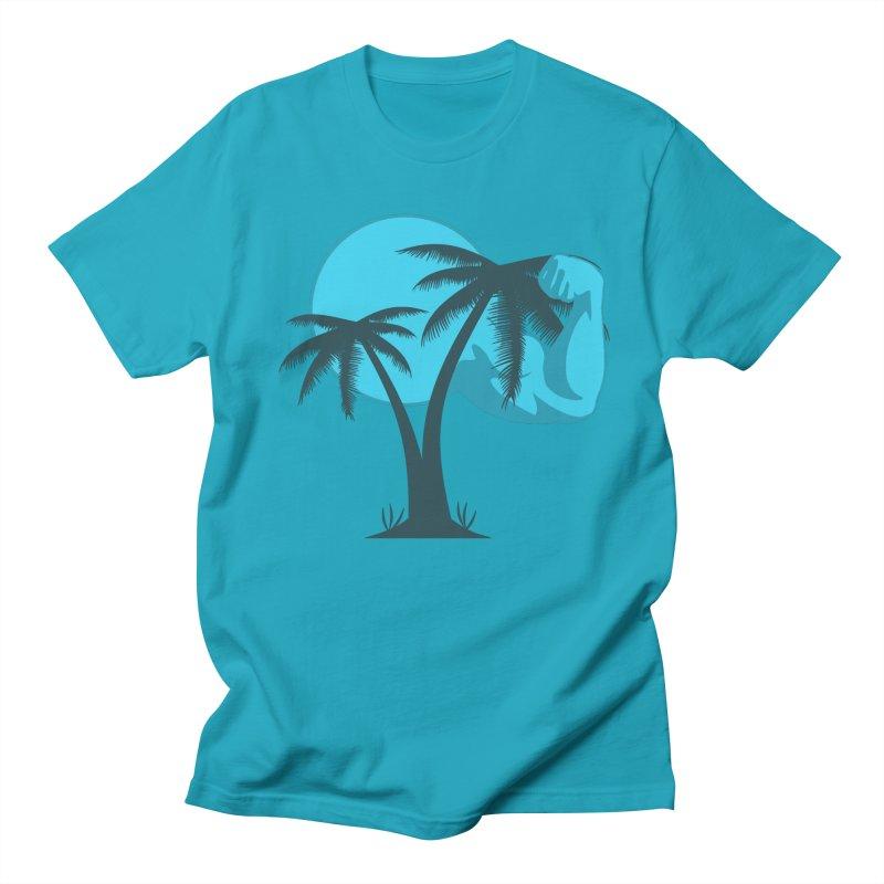 Blue Moon Logo Men's T-Shirt by redsun.tf merchandise shop