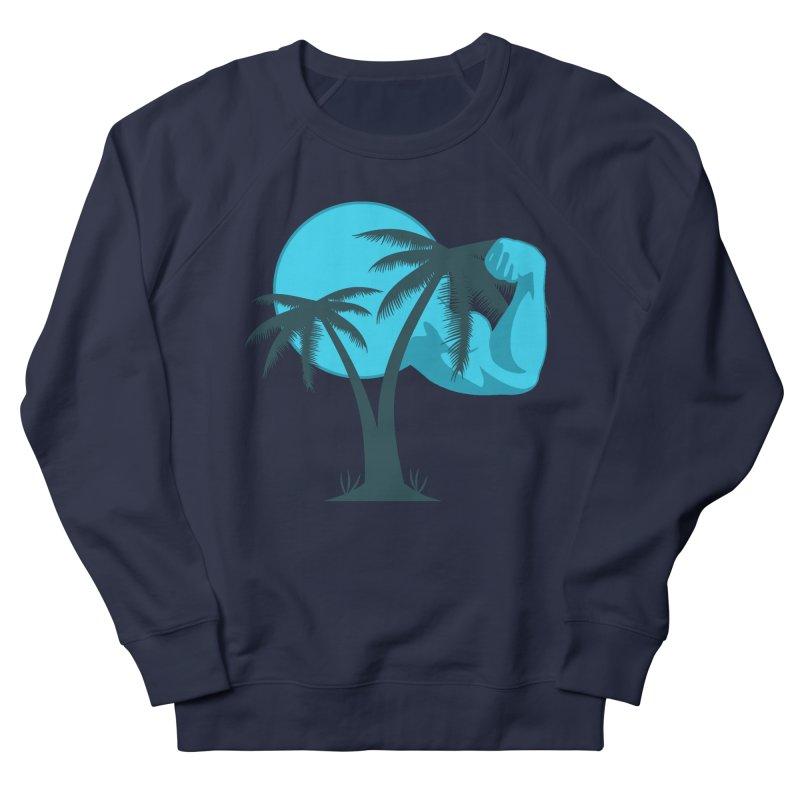 Blue Moon Logo Men's French Terry Sweatshirt by redsun.tf merchandise shop