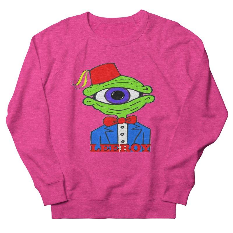 Leeroy Montenegro Women's Sweatshirt by Reef Musallam's Artist Shop