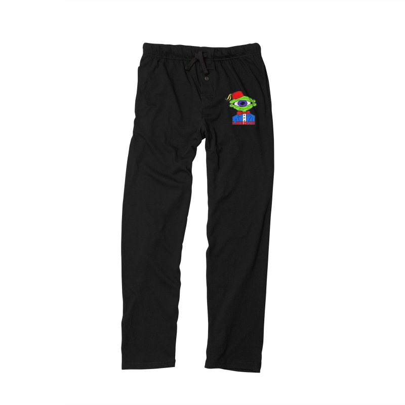 Leeroy Montenegro Women's Lounge Pants by Reef Musallam's Artist Shop