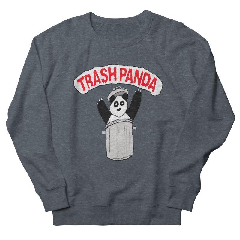 Trash Panda Women's Sweatshirt by Reef Musallam's Artist Shop