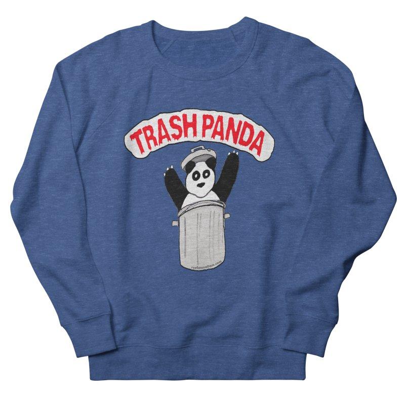 Trash Panda Men's Sweatshirt by Reef Musallam's Artist Shop