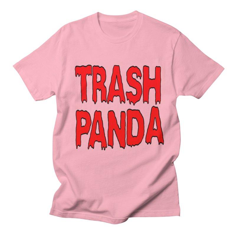 I'm A Trash Panda Men's T-Shirt by Reef Musallam's Artist Shop
