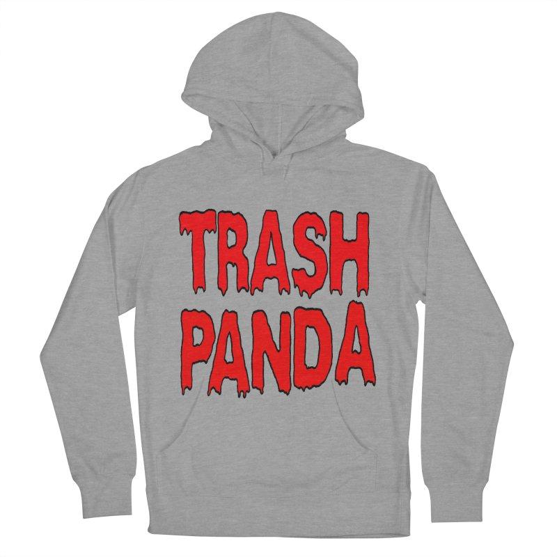 I'm A Trash Panda Women's Pullover Hoody by Reef Musallam's Artist Shop