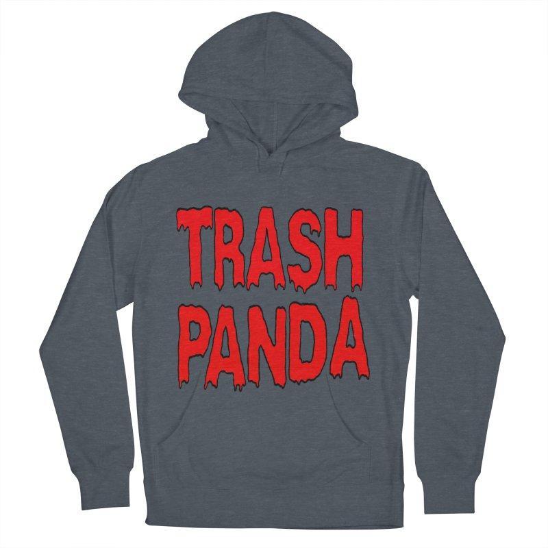 I'm A Trash Panda Men's Pullover Hoody by Reef Musallam's Artist Shop