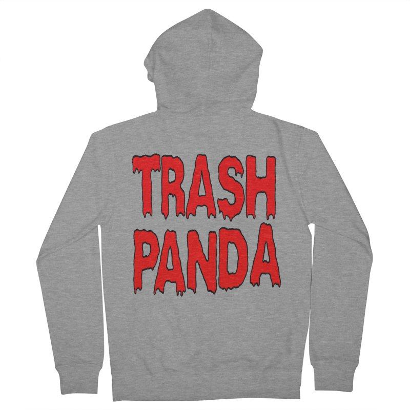 I'm A Trash Panda Women's Zip-Up Hoody by Reef Musallam's Artist Shop