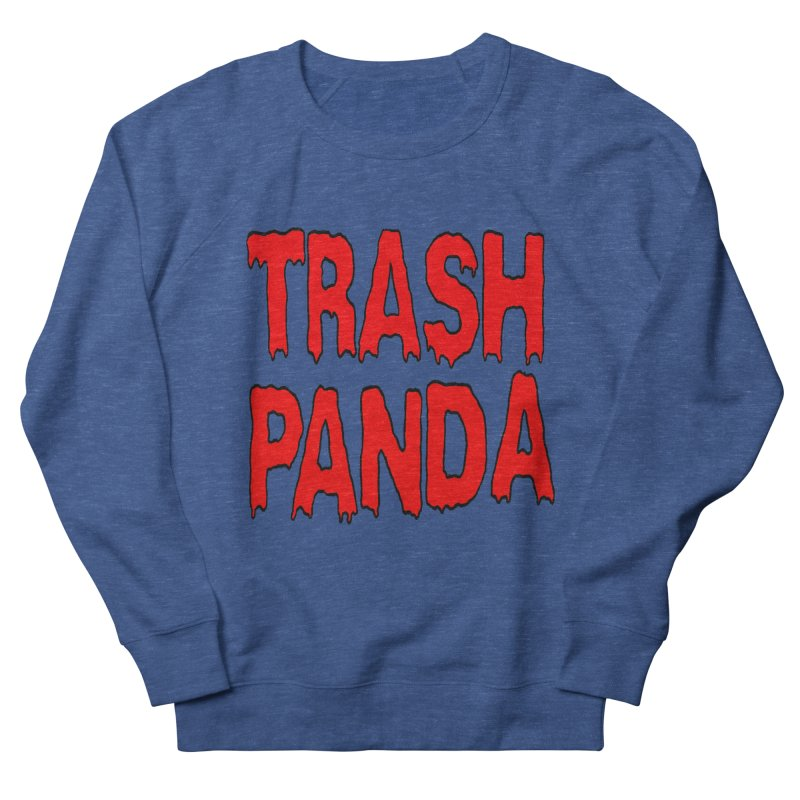 I'm A Trash Panda Men's Sweatshirt by Reef Musallam's Artist Shop