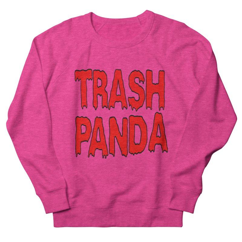 I'm A Trash Panda Men's Sweatshirt by Reef Musallam's Artist Shop