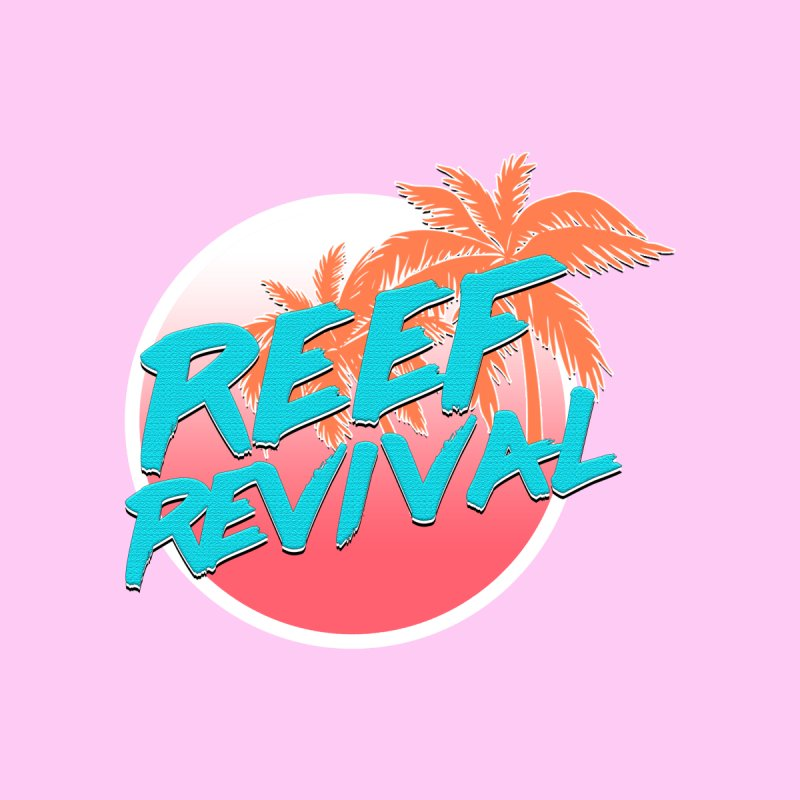 Classic Logo Men's T-Shirt by Reef Revival