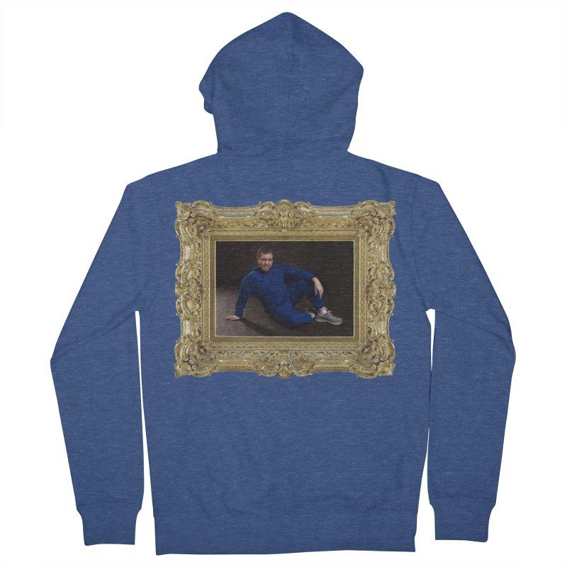 The Masterpiece. Women's Zip-Up Hoody by reelgenuine's Artist Shop