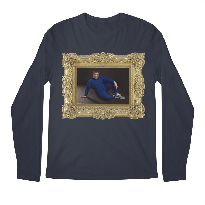 The Masterpiece. Men's Longsleeve T-Shirt by reelgenuine's Artist Shop