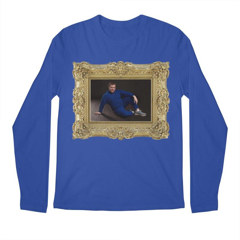 The Masterpiece. Men's Longsleeve T-Shirt by reelgenuine's Artist Shop