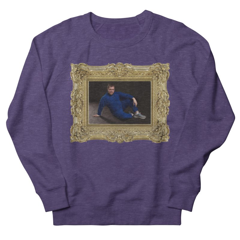 The Masterpiece. Men's Sweatshirt by reelgenuine's Artist Shop