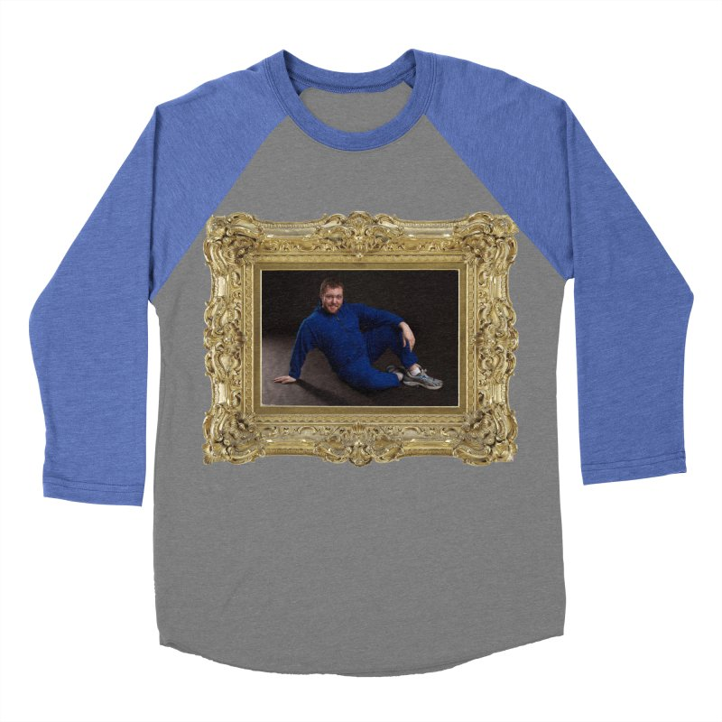 The Masterpiece. Women's Baseball Triblend T-Shirt by reelgenuine's Artist Shop