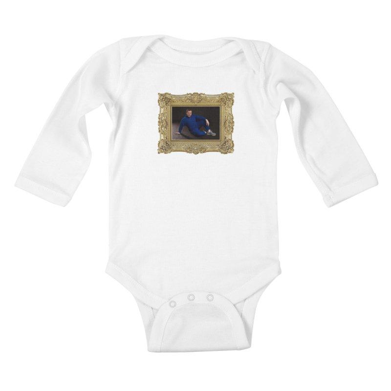 The Masterpiece. Kids Baby Longsleeve Bodysuit by reelgenuine's Artist Shop