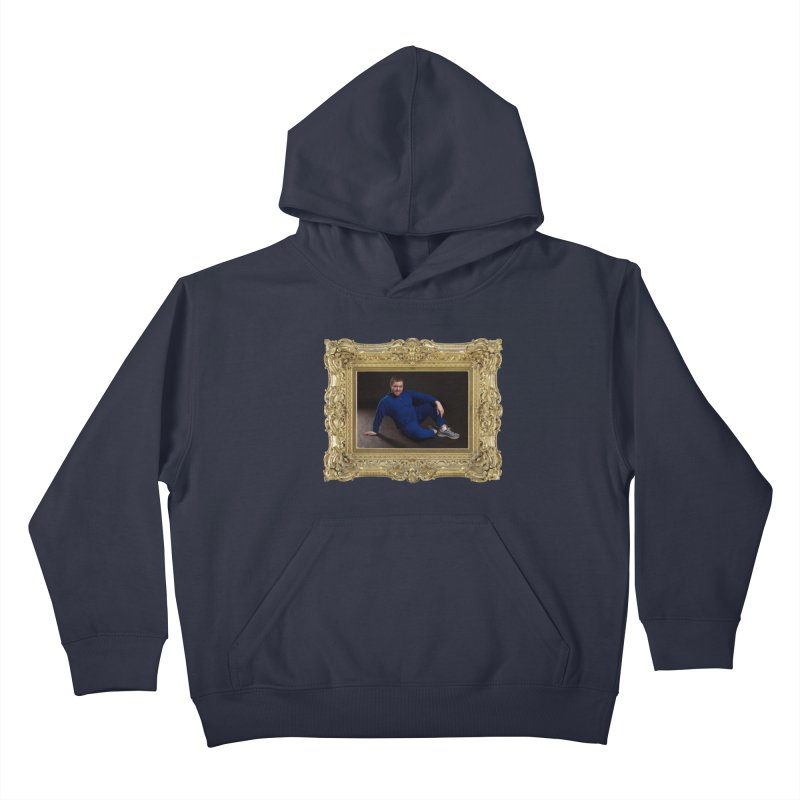 The Masterpiece. Kids Pullover Hoody by reelgenuine's Artist Shop