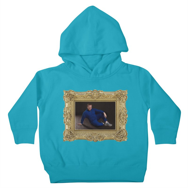 The Masterpiece. Kids Toddler Pullover Hoody by reelgenuine's Artist Shop