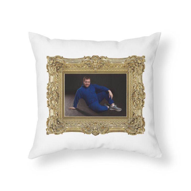 The Masterpiece. Home Throw Pillow by reelgenuine's Artist Shop