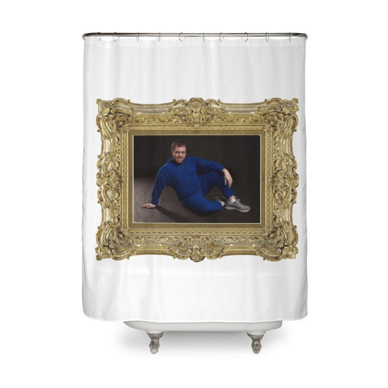 The Masterpiece. Home Shower Curtain by reelgenuine's Artist Shop