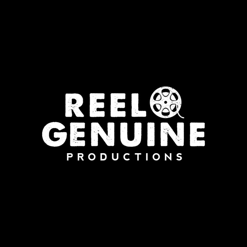 Reel Genuine Logo - White Kids Baby Bodysuit by reelgenuine's Artist Shop