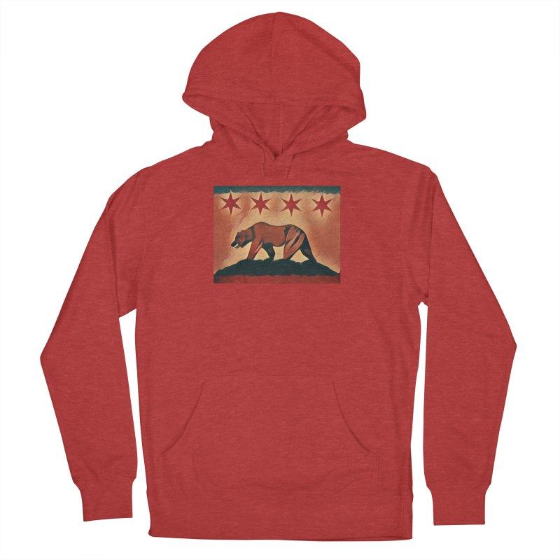 Windy City Golden State Men's Pullover Hoody by reelgenuine's Artist Shop