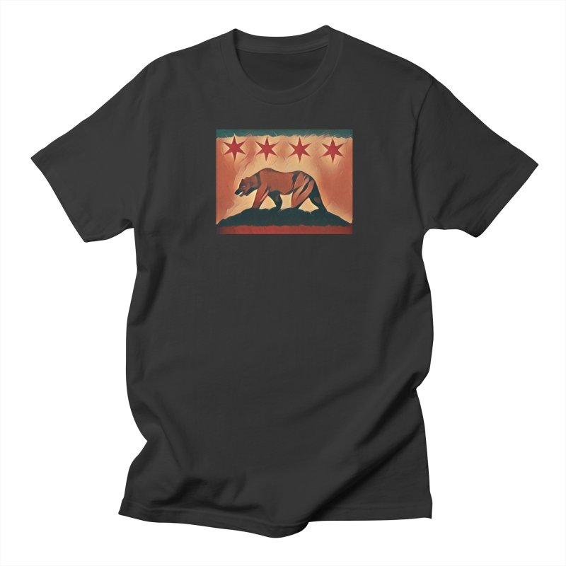 Windy City Golden State Women's Unisex T-Shirt by reelgenuine's Artist Shop